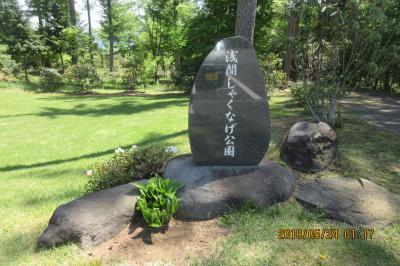 浅間高原・浅間しゃくなげ公園:ドライブ旅Part7.