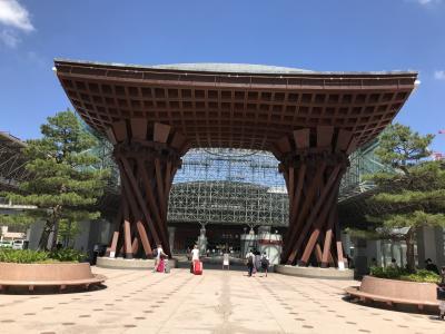 6月の旅  ⑪  ~  金沢