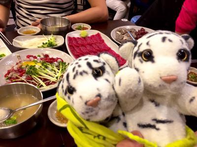 韓国ソウル旅行記201906 食べまくり買いまくりな2日目