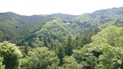 近畿地方の自然豊かな大秘境 吉野(奈良)
