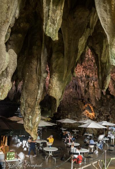 40年ぶりに沖縄へ(8) 崩落した鍾乳洞跡に太古の沖縄を感じる ~ガンガラーの谷探検ツアー~