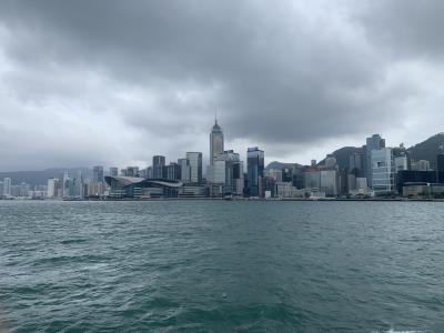 滞在時間約20時間でも まぁまぁ香港を楽しめました!