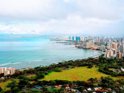 ハワイ・オアフ島 トレッキング・フラダンス鑑賞・有名グルメ 満喫の旅 2日目