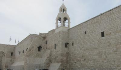 2019年GW イスラエル・ヨルダン周遊旅行⑤ベツレヘム観光