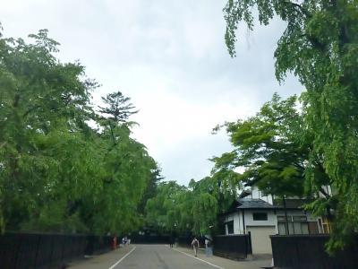 はじめての東北旅行1~2日目・角館・抱きかえり渓谷・田沢湖・宝仙湖・玉川温泉