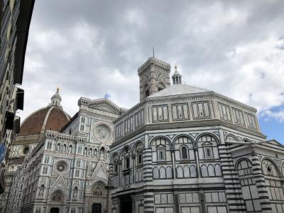 憧れの国・イタリアへ✩ミラノ~フィレンツェ~ローマを巡った2019GW✩フィレンツェ1日目-1