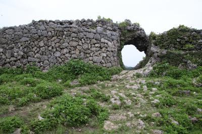 太陽の門がある玉城城、糸数城、糸数アブラチガマ、具志川城、喜屋武岬