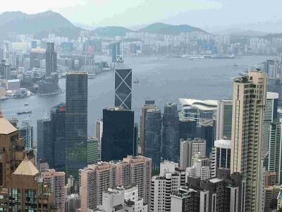 2019年3月タイ 今年は奮発してサムイ島!が終わって香港です  1 マカオに行こうと思ったけどやめてビクトリアピークに行く
