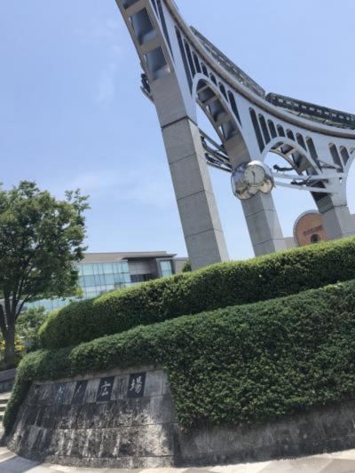 皆生温泉から米子駅周辺・美術館へ ~ 島根・鳥取の旅
