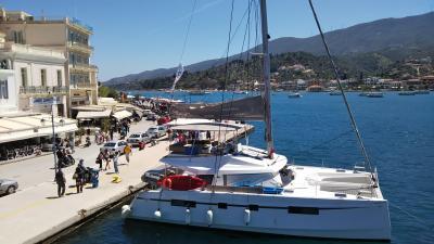 海外一人旅第18段はギリシャの眩しい青い空に感動 - 5日目(ポロス島編)