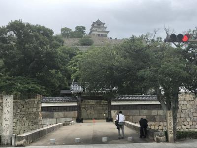 本四連絡橋で行く百名城(25/100)の丸亀城