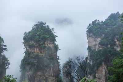 中国湖南省(武陵源・鳳凰古城)その1