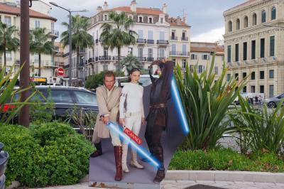 南フランス&モナコのクリスマス(3)   国際映画祭の町カンヌ