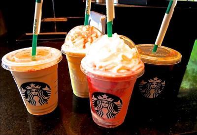 2019年:GW:StarbucksCoffeeに¥11070を使用!香港&LA&アナハイムディズニー&サンディエゴ(8泊10日):家族で!
