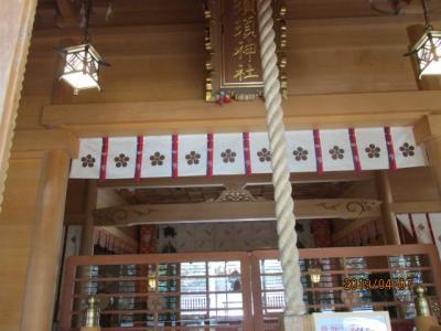 能登の春(32)珠洲市の須須神社。