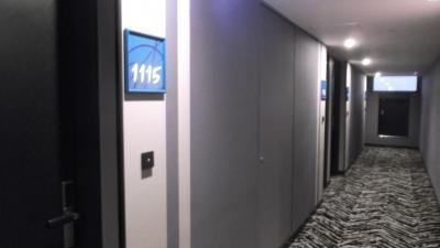 新オープンのホテルに泊まる北浜ステイ