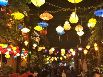 【その2:ホイアン初日の夜】2019ボクの夏休みinベトナム(ホイアン&ホーチミン)