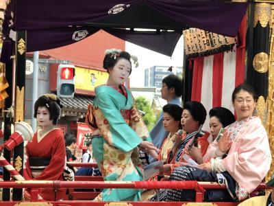 北海道神宮例大祭  出店を食べ歩き