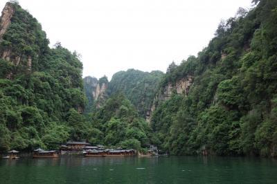中国湖南省(武陵源・鳳凰古城)その2