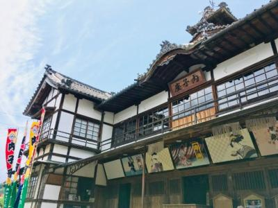 愛媛の旅(宇和島・内子・道後・松山)