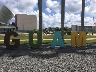 娘っ子と娘っ子ジュニアで今年2回目のグアムに行ってみた!