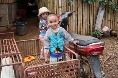 チェンマイ~メーホーソン、バイクの旅 1