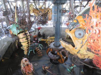 ナント徘徊 ♪レ・マシーン・ド・リル♪海のメリーゴーランド♪骨だけの魚2019年5月 フランス ロワール地域他 8泊10日 (個人旅行)42
