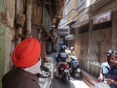 インドでゴールデンウイーク4泊5日***(5)最終・デリー半日観光