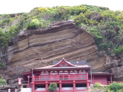 令和最初の温泉旅行は南房総・館山へ~富士山は望めなかったけど、梅雨の晴れ間を楽しむ