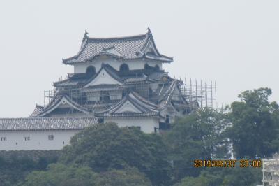 彦根城と三井寺の晩鐘:ドライブ旅Part12.