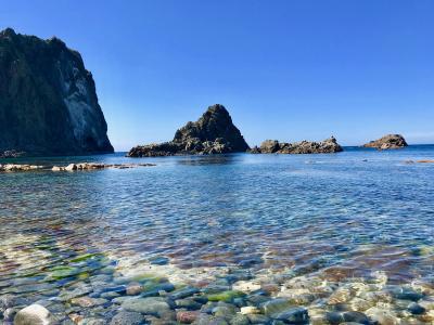 日本列島縦断旅11日間-2/積丹半島と小樽の老舗旅館「銀鱗荘」