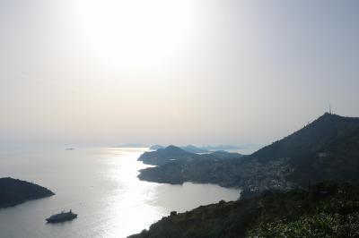 陽光きらめくスロベニア・クロアチアの旅、その15(ドゥブロヴニク~帰国編)