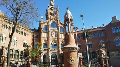 キャセイパシフィック航空ビジネスクラスで行くマドリード・バルセロナ旅行7
