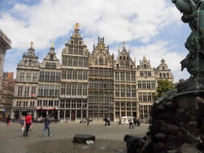 あやうくオランダ0泊になるところだったベルギー・オランダ8日間の旅・・・1