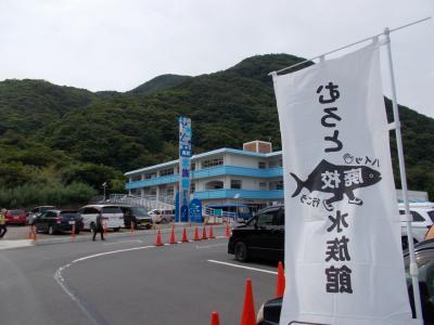 「四国みぎした55フリーきっぷ」 むろと廃校水族館と日本一低い弁天山