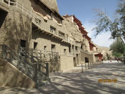 甘粛省・河西回廊シルクロードの旅(その6)~莫高窟・甘粛省博物館