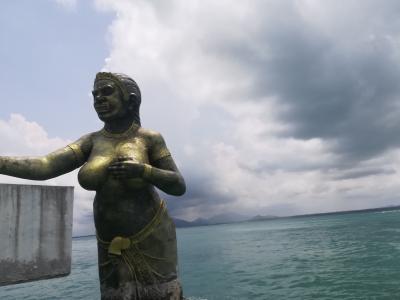 バンコクから遠いリゾートアイランド サメット島
