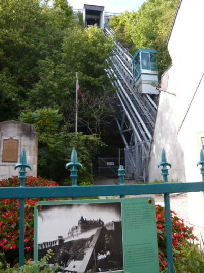 2010年9月シルバーWeekメープル街道1人旅その4アッパータウン