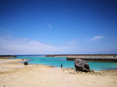 週末宮古列島旅行*多良間島と水納島に初上陸!