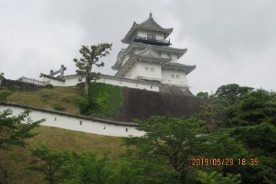 掛川城は帰途の立ち寄り:ドライブ旅Part13.