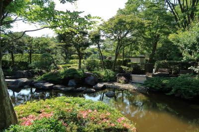 庭園を見に大磯城山公園(神奈川県大磯町)へ・・・