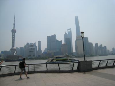20年ぶりの上海 その1