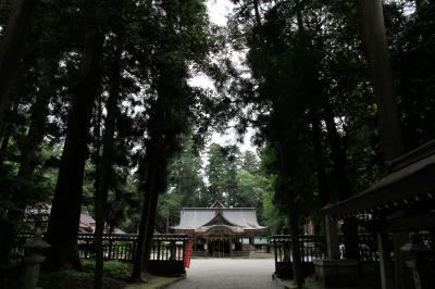 播磨国一之宮 伊和神社 兵庫県宍粟市