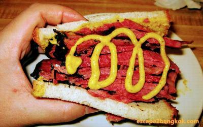 大統領も愛したパストラミ・サンドイッチ:KATZ'S!NYCおすすめデリ!