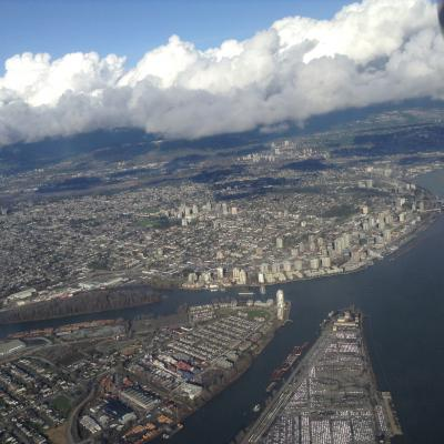 今生のお別れにカナダ・ヴィクトリアへお見舞いに、最終日