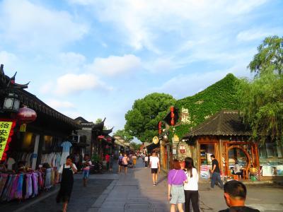 NHK世界ふれあい街歩きに出てたな♪揚州消防♪東関歴史文化旅遊区♪羊巷♪雅官人巷♪2019年6月 中国 揚州・鎮江 7泊8日(個人旅行)15