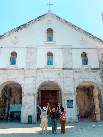 ボホール島には、フィリピン最古の教会が!?