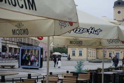 2019 3度目のポーランド *懐かしい美しいポドラシェ地方 ②ワルシャワ⇒ビャウィストク⇒Gościniec Jaczno