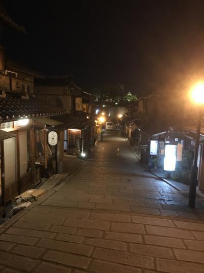 GW京都の旅