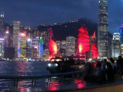 シニア夫婦の香港ぶらぶら街歩き 3、4日目から帰国まで